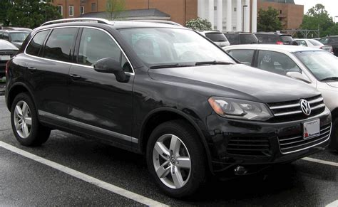 2011 Volkswagen Touareg Hybrid Owners Manual
