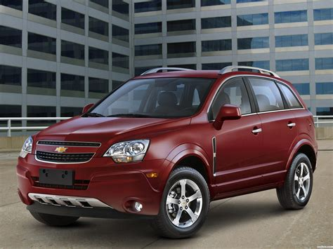 2011 Chevrolet Captiva Sport Owners Manual