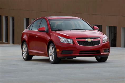 2011 Chevrolet Cruze Owners Manual