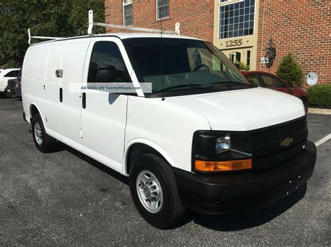2011 Chevrolet Express 3500 Owners Manual