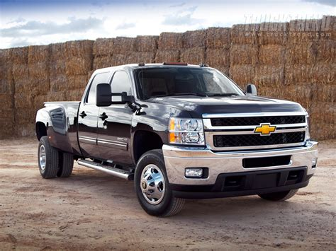 2011 Chevrolet Silverado 3500HD Owners Manual