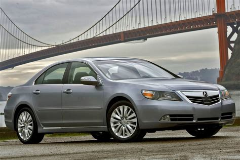 2012 Acura RL Owners Manual
