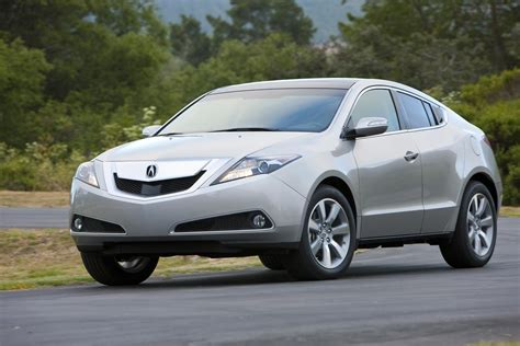 2012 Acura ZDX Owners Manual