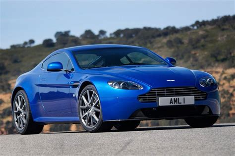 2012 Aston Martin V8 Vantage S Owners Manual