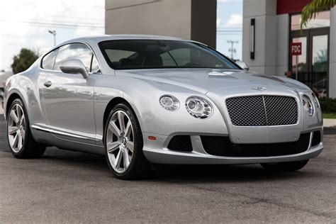 2012 Bentley Continental GT Owners Manual