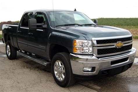 Owners Manual for 2012 Chevy Silverado