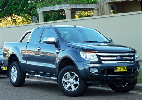 2012 Ford Ranger Owners Manual
