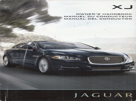 2012 Jaguar Xj Owners Manual (ePUB/PDF) Free