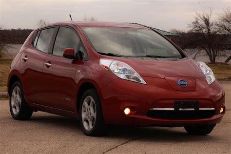 2012 Nissan Leaf Owners Manual