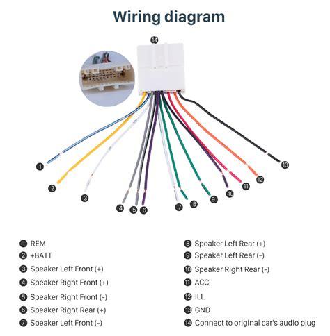 2012 nissan radio wiring diagram