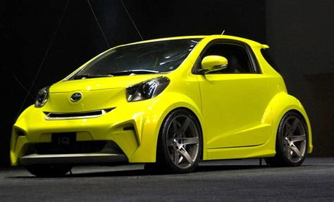 2012 Scion iQ Owners Manual