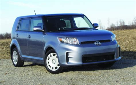 2012 Scion xB Owners Manual
