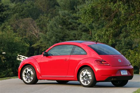 2012 Volkswagen Beetle Owners Manual