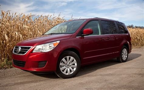 2012 Volkswagen Routan Owners Manual