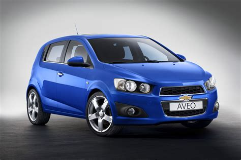 2012 Chevrolet Aveo Owners Manual