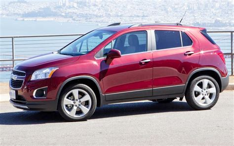 2012 Chevrolet Tracker Owners Manual