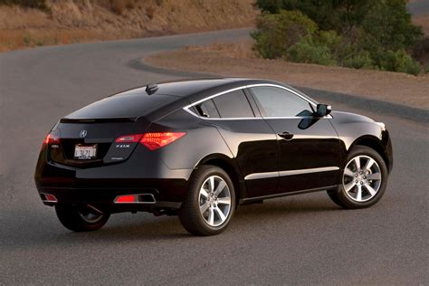 2013 Acura ZDX Owners Manual