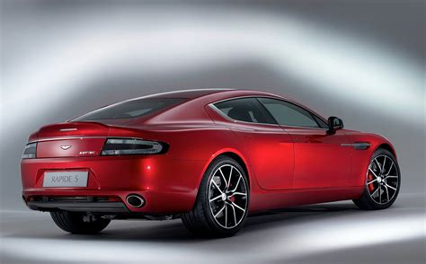 2013 Aston Martin Rapide Owners Manual