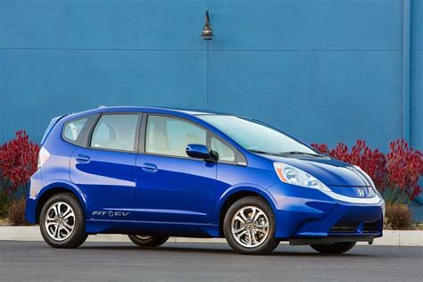 2013 Honda Fit EV Owners Manual