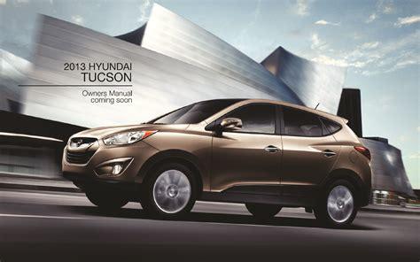 2013 Hyundai Tucson Owners Manual Pdf (ePUB/PDF)