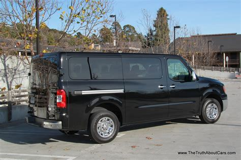 2013 Nissan NV Passenger Owners Manual