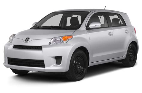 2013 Scion xD Owners Manual