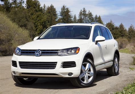 2013 Volkswagen Touareg Owners Manual