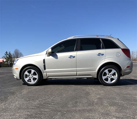 2013 Chevrolet Captiva Sport Owners Manual