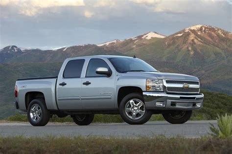 2013 Chevrolet Silverado 1500 Hybrid Owners Manual