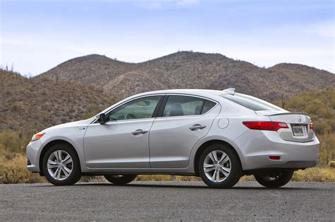 2014 Acura ILX Hybrid Owners Manual