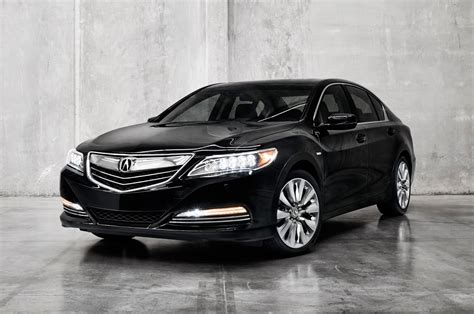 2014 Acura RLX Sport Hybrid Owners Manual