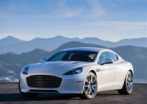 2014 Aston Martin Rapide S Owners Manual