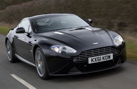 2014 Aston Martin V8 Vantage Owners Manual