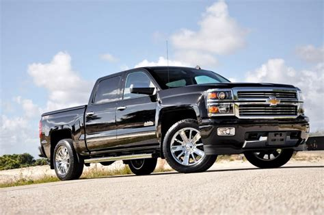 2014 Chevy Silverado 1500 High Country Owners Manual