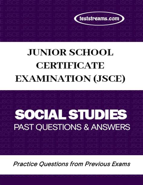 2014 Jsce Social Studies Questions Kaduna (ePUB/PDF)
