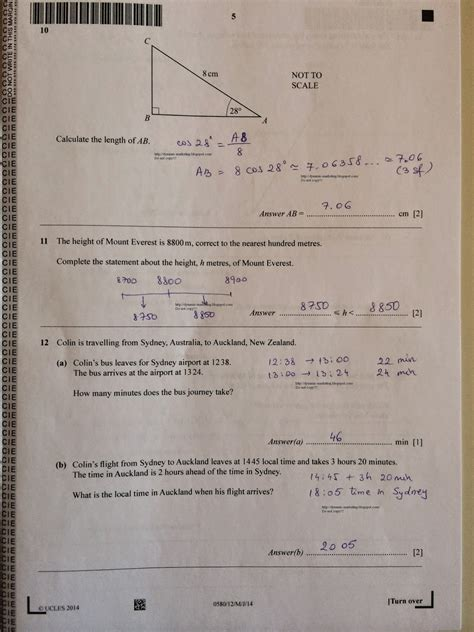 2014 Mathematics Paper 1 June Grade 12 (ePUB/PDF) Free