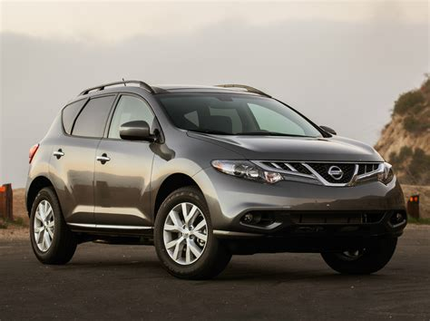 2014 Nissan Murano Owners Manual