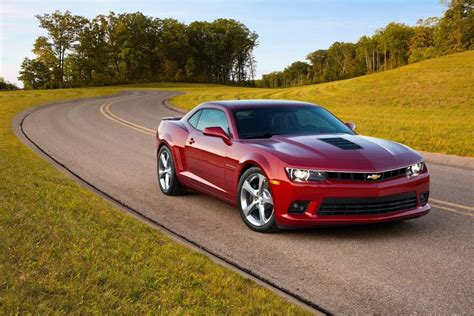2014 Chevrolet Camaro Owners Manual