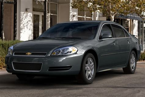 2014 Chevrolet Impala Limited Owners Manual