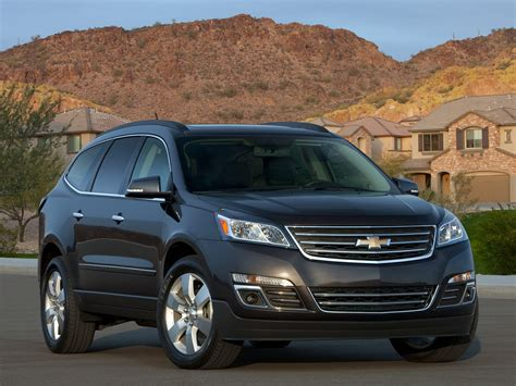 2014 Chevrolet Traverse Owners Manual