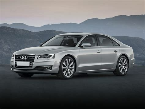 2015 Audi A8 Owners Manual