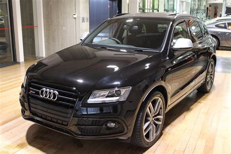 2015 Audi SQ5 Owners Manual
