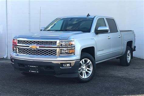 2015 Chevrolet Silverado 1500 Crew Cab Owner's Manual