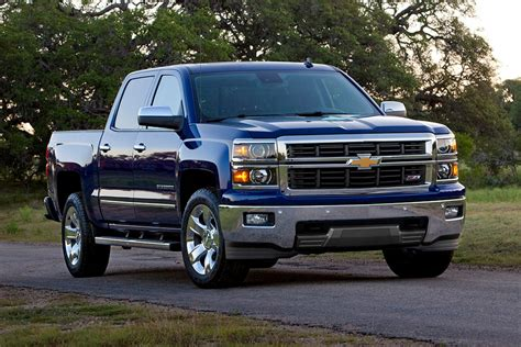 2015 Chevy Silverado Z71 Owners Manual