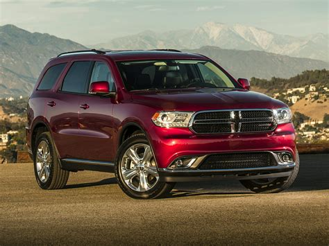 2015 Dodge Durango Owners Manual