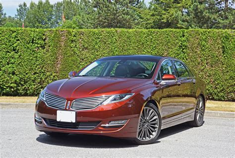 2015 Lincoln MKZ Hybrid Owners Manual