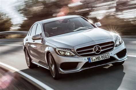 2015 Mercedes-Benz C-Class Owners Manual
