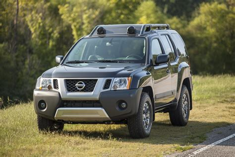 2015 Nissan Xterra Owners Manual