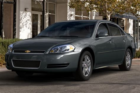 2015 Chevrolet Impala Limited Owners Manual