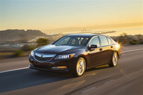 2016 Acura RLX Sport Hybrid Owners Manual